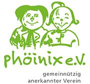 Logo Phöinix e.V. Jugendhilfe